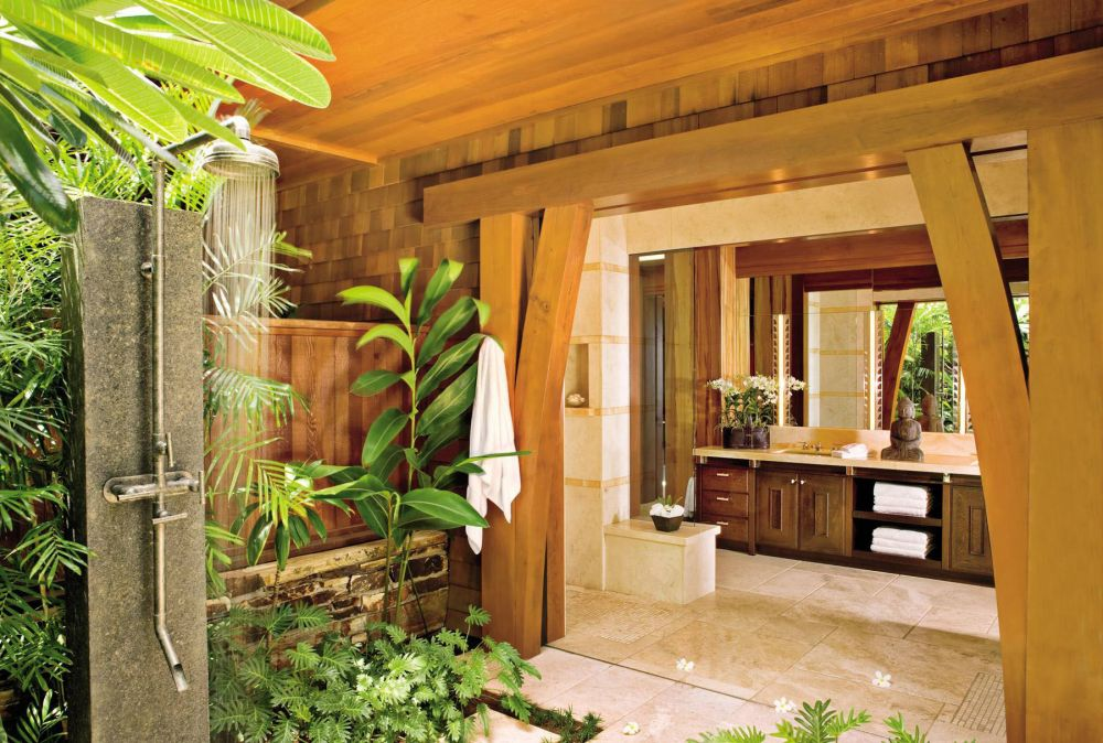 Exotic Shower Designs: Exotic Bathroom By Werner Design Associates By