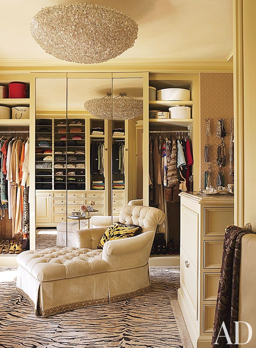 Traditional Dressing Room/Closet By Tucker & Marks